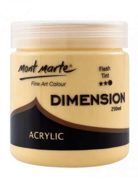 Vopsea acrilica Mont Marte Dimension 250 ml Flesh Tin